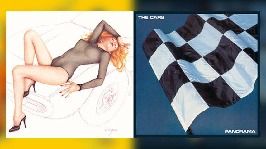 Out Now: The Cars, CANDY-O and PANORAMA expanded reissues