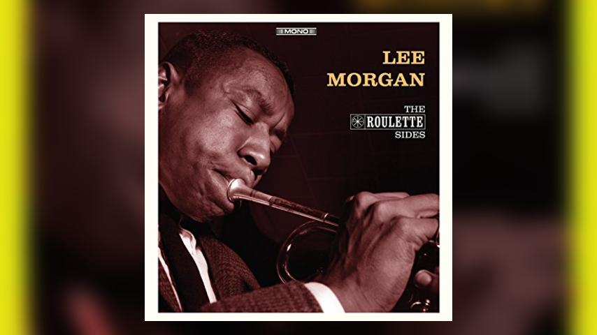 In Stores Tomorrow: Lee Morgan, THE ROULETTE SIDES 10""