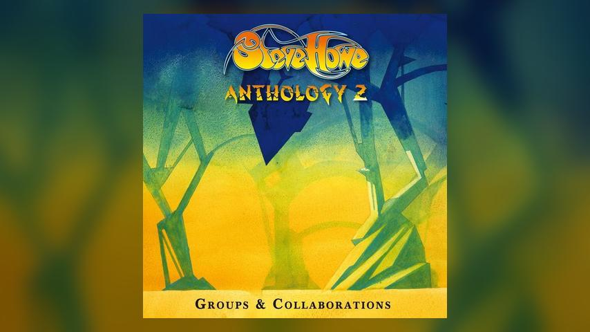 Out Now: Steve Howe, ANTHOLOGY 2