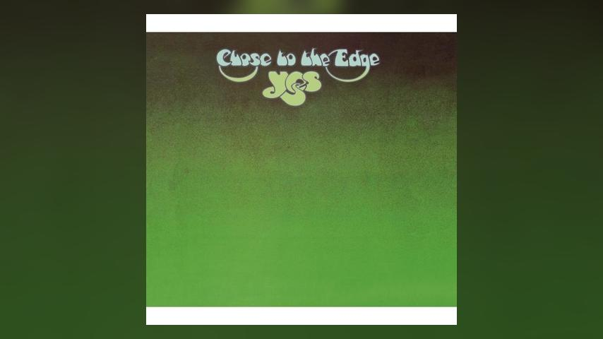 Happy 45th: Yes, CLOSE TO THE EDGE