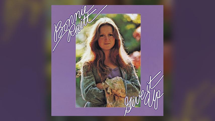 Happy 45th: Bonnie Raitt, GIVE IT UP