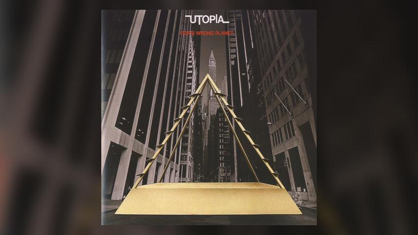 Happy 40th: Utopia, OOPS! WRONG PLANET