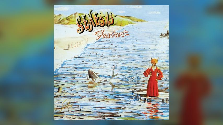 Happy 45th: Genesis, FOXTROT