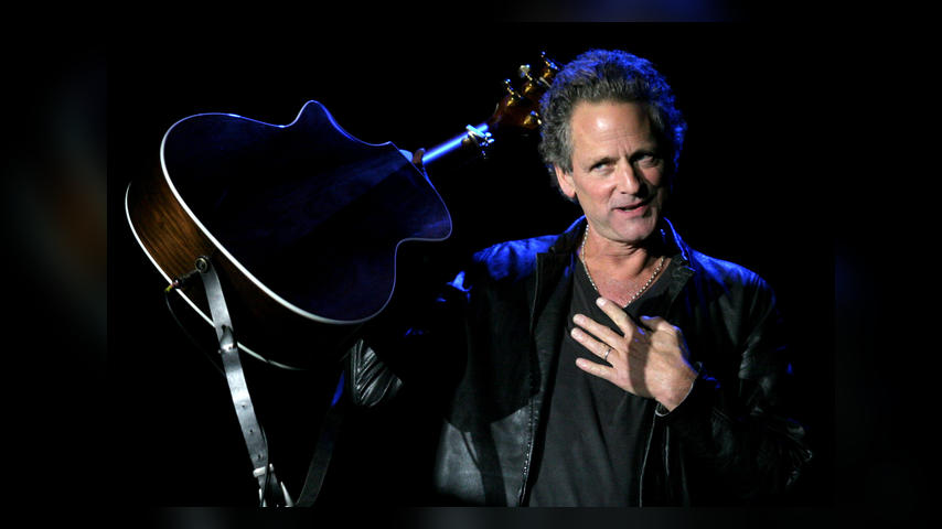 5 Things You May Not Have Known About Lindsey Buckingham