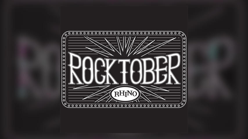 Rocktober Titles: Week One