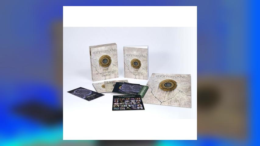 Out Now: Whitesnake, WHITESNAKE: 30TH ANNIVERSARY – SUPER DELUXE EDITION