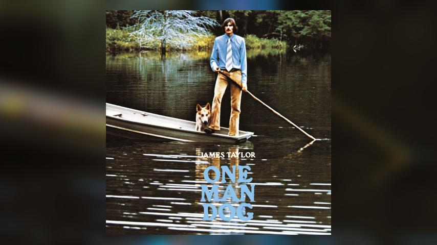 Happy 45th: James Taylor, ONE MAN DOG