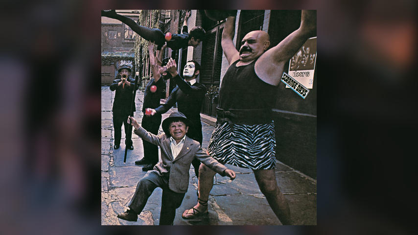 Now Available: The Doors, STRANGE DAYS: 50TH ANNIVERSARY REISSUE