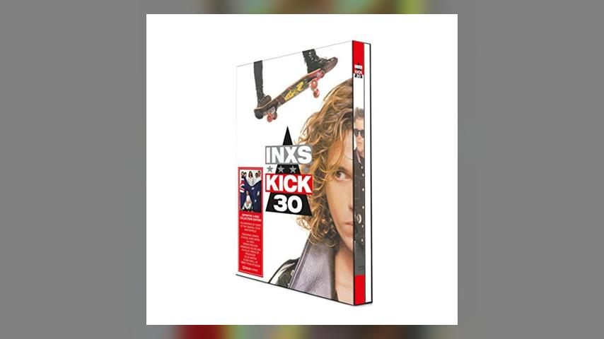 Now Available: INXS, KICK: 30TH ANNIVERSARY