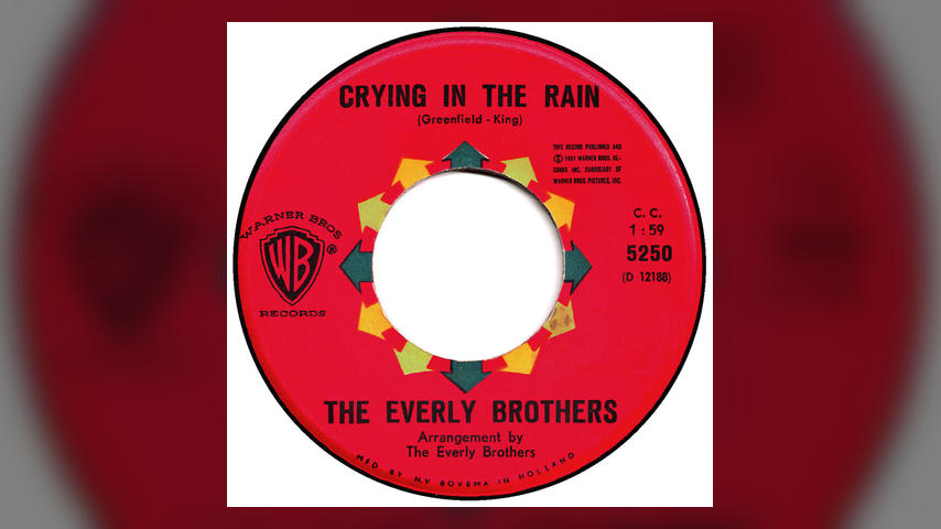 "Single Stories: Everly Brothers, ""Crying in the Rain"""
