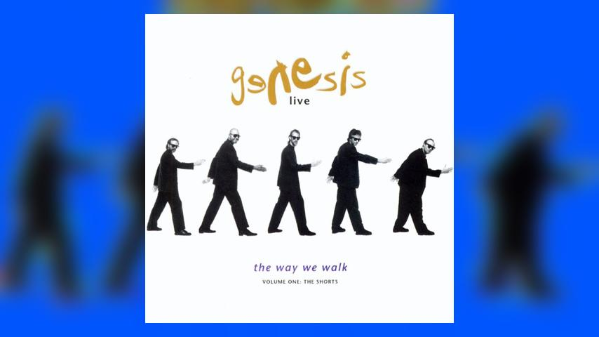 Happy 25th: Genesis, LIVE: THE WAY WE WALK, VOLUME 1 – THE SHORTS