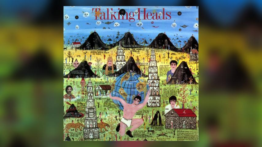 The One after the Big One: Talking Heads, LITTLE CREATURES