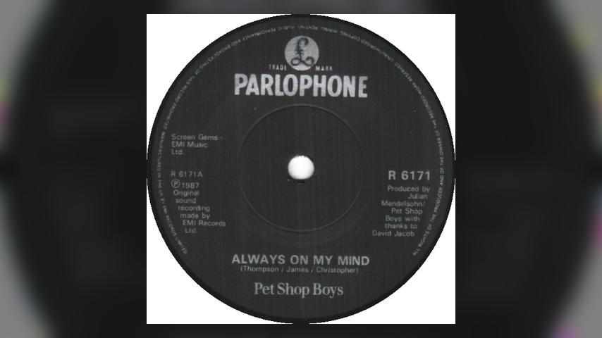 "Once Upon a Time in the Top Spot: Pet Shop Boys, ""Always on My Mind"""