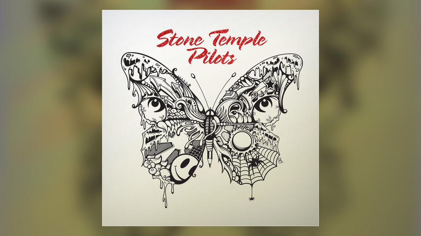 Stone Temple Pilots New Self-Titled Album Available March 16