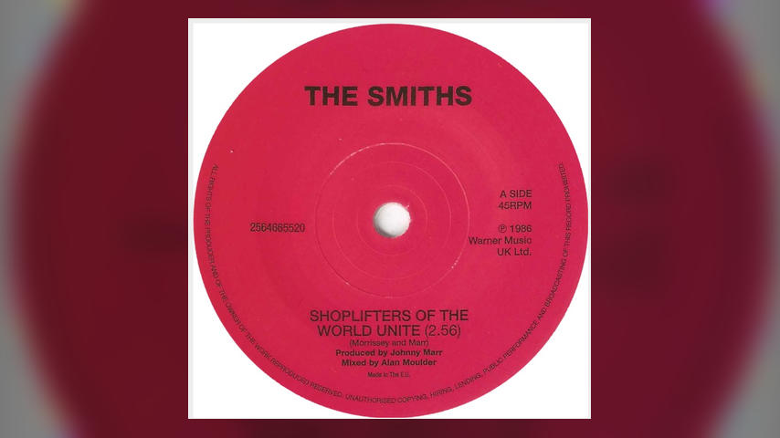 "Happy Anniversary: The Smiths, ""Shoplifters of the World Unite"""