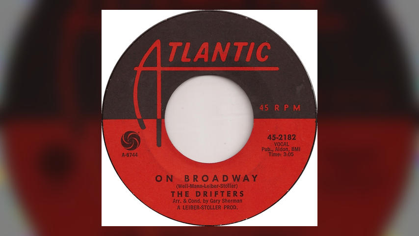 "Single Stories: The Drifters, ""On Broadway"""