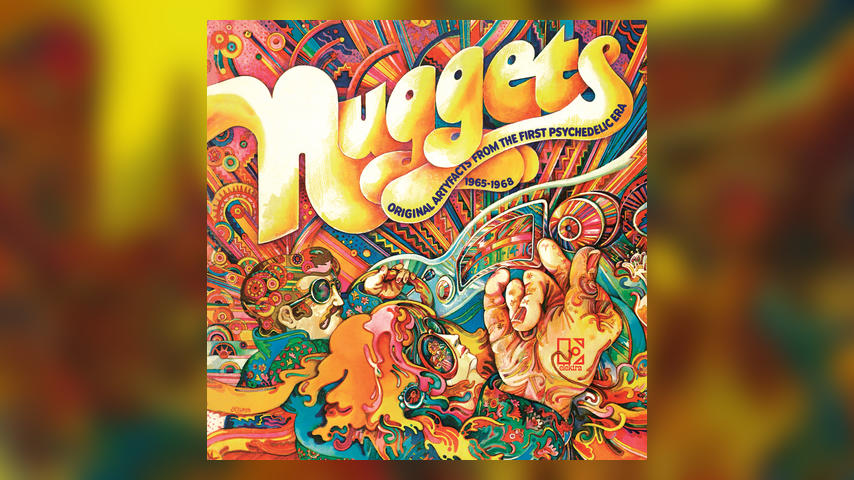 Make It a Double: NUGGETS: ORIGINAL ARTYFACTS FROM THE FIRST PSYCHEDELIC ERA, 1965–1968