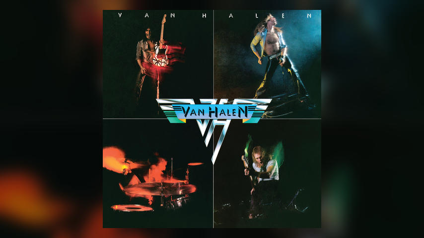 Happy 40th: Van Halen, VAN HALEN