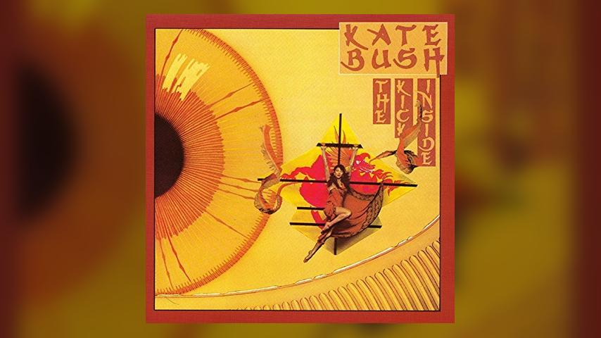 Happy 40th: Kate Bush, THE KICK INSIDE