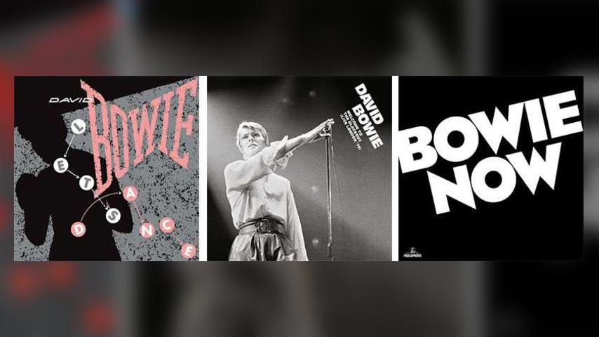 David Bowie – Three Record Store Day Exclusives Available April 21