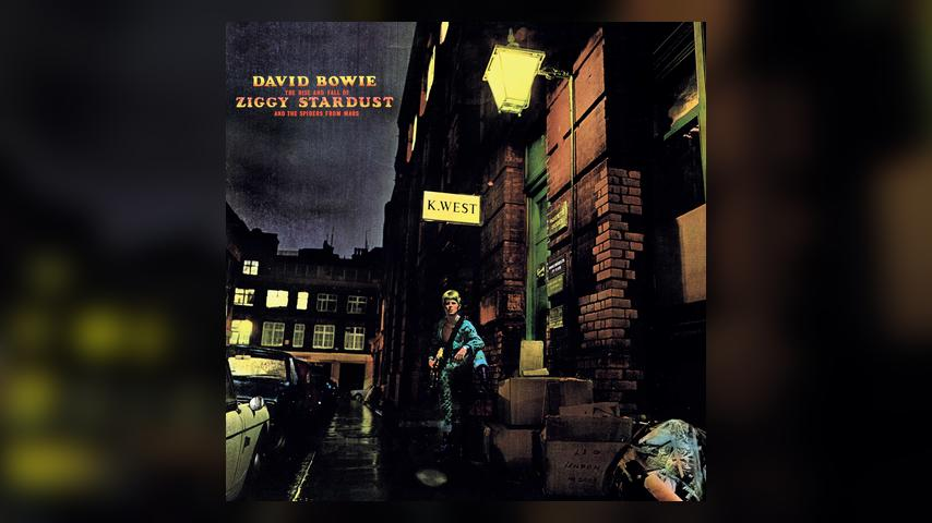 David Bowie, THE RISE AND FALL OF ZIGGY STARDUST AND THE SPIDERS OF MARS