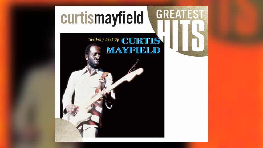 Curtis Mayfield, THE VERY BEST OF CURTIS MAYFIELD