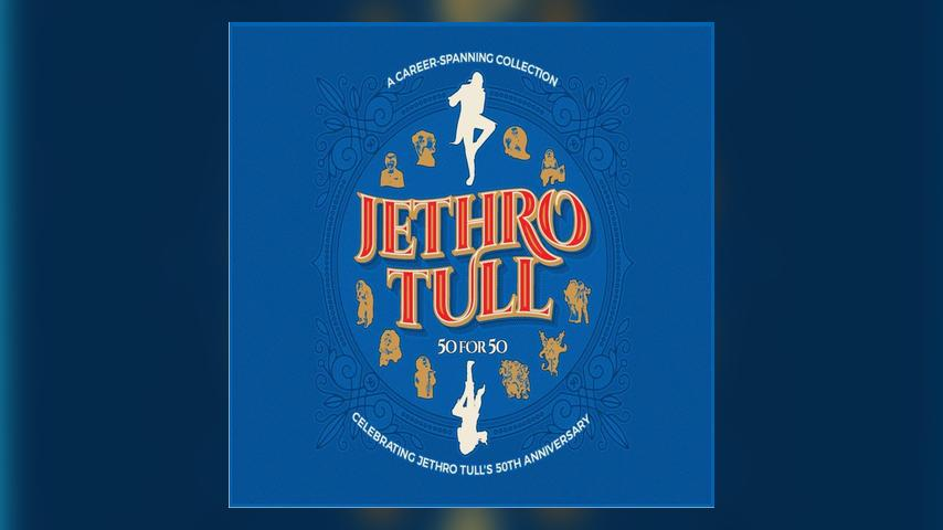 Jethro Tull, 50 FOR 50 / 50TH ANNIVERSARY COLLECTION