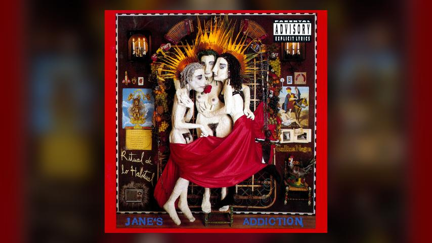 Jane's Addiction, RITUAL DE LO HABITUAL