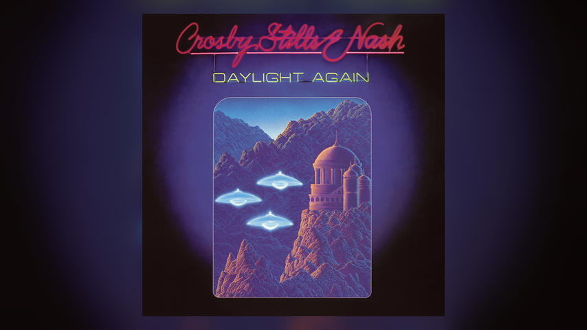 Crosby Stills and Nash - DAYLIGHT AGAIN