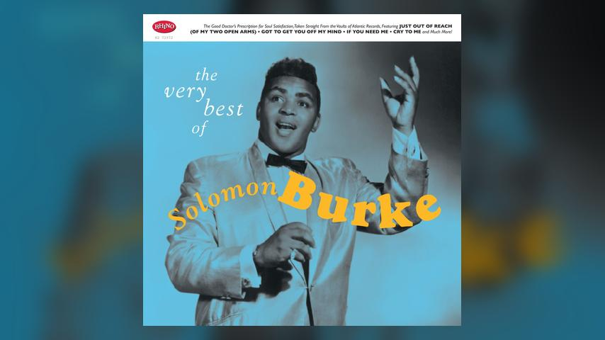 Solomon Burke, THE VERY BEST OF SOLOMON BURKE