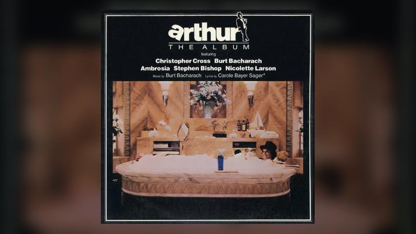 Arthur the Album Soundtrack Cover