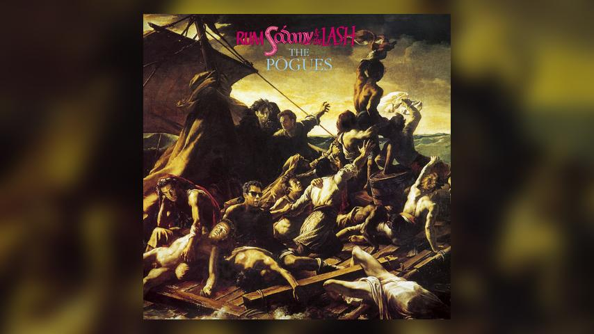 The Pogues, RUM, SODOMY & THE LASH