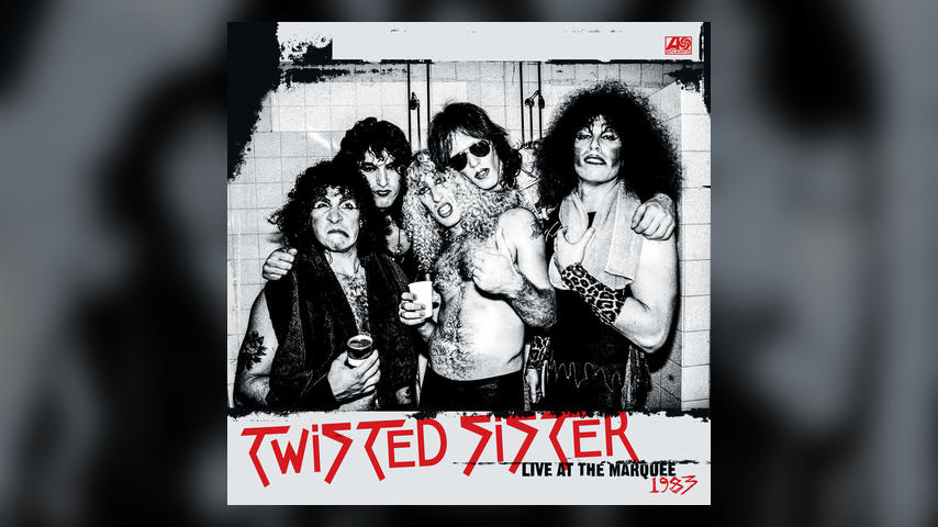 Twisted Sister, LIVE AT THE MARQUEE 1983