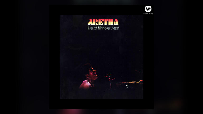 Aretha Franklin, LIVE AT FILLMORE WEST