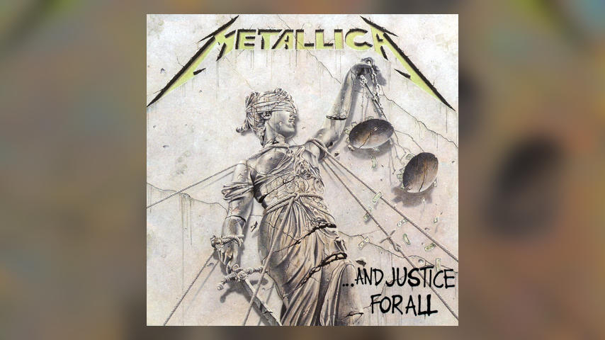 Metallica, ... AND JUSTICE FOR ALL