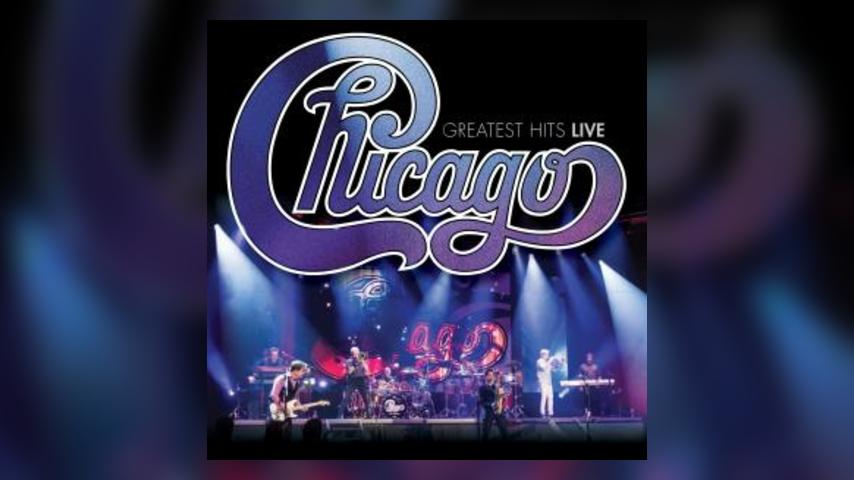 Chicago, GREATEST HITS LIVE