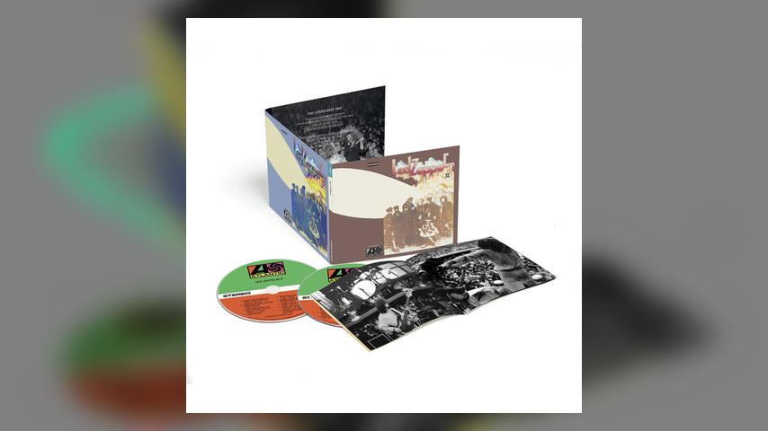 Led Zeppelin II Deluxe