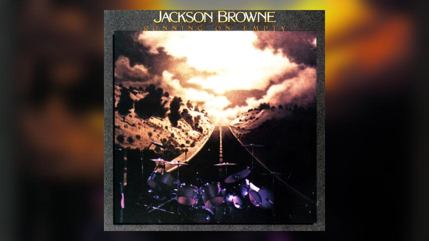 Jackson Browne, THE PRETENDER Cover