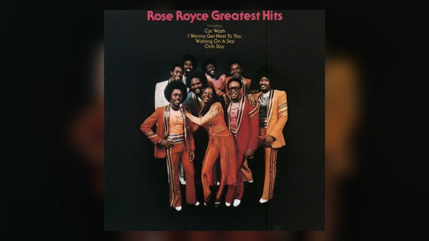 Rose Royce GREATEST HITS Cover