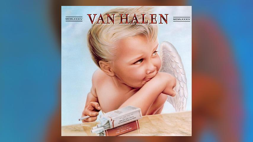 Single Stories Van Halen Jump Rhino