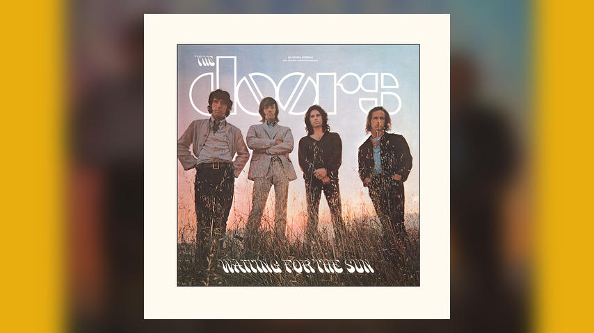 The Doors, WAITING FOR THE SUN 50TH ANNIVERSARY EDITION cover