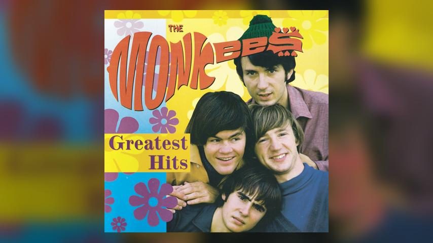 The Monkees GREATEST HITS Cover