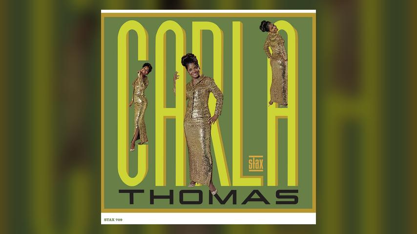 Carla Thomas CARLA Cover Art