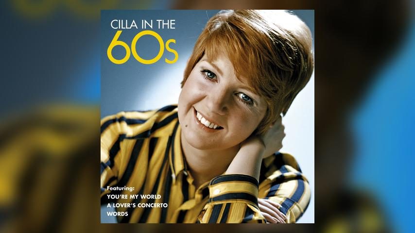 Cilla in the 60s Album Cover