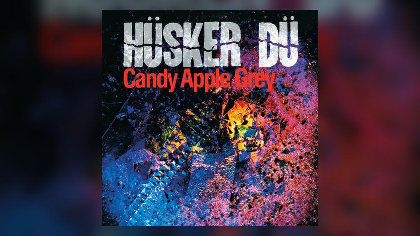 Husker Du CANDY APPLE GREY Cover Art