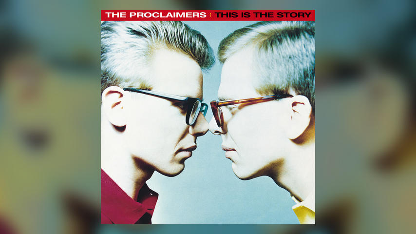 The Proclaimers THIS IS THE STORY Album Art