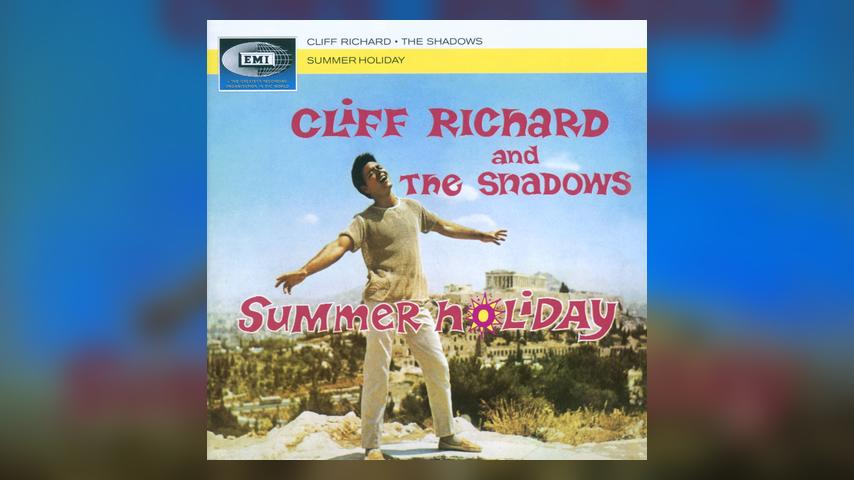 Cliff Richard SUMMER HOLIDAY Cover Art
