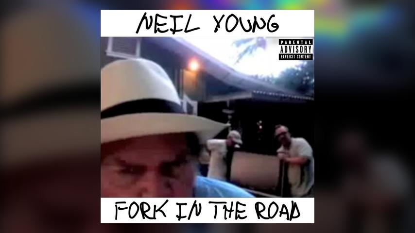 Neil Young - Fork in the Road
