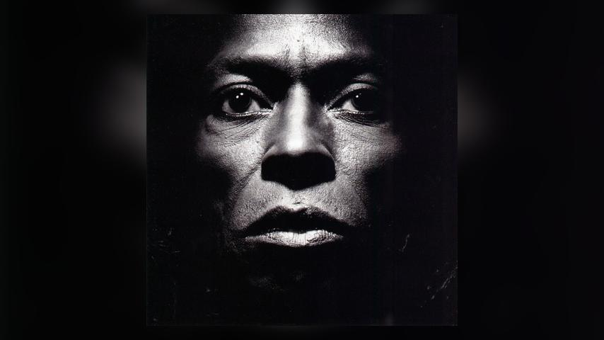 Miles Davis TUTU Album Cover Art