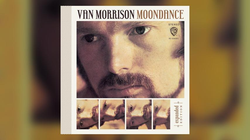 Van Morrison MOONDANCE Album Cover Art
